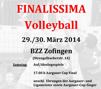 Aargauer Cup Volleyball